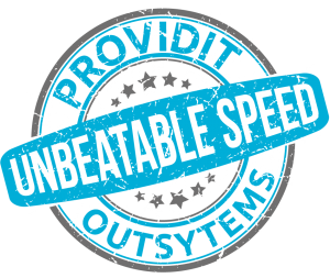 Providit unbeatable speed